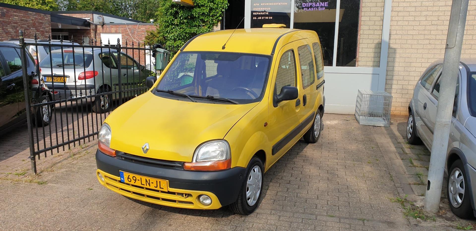 Renault Kangoo occasion - Autohandel de Brug