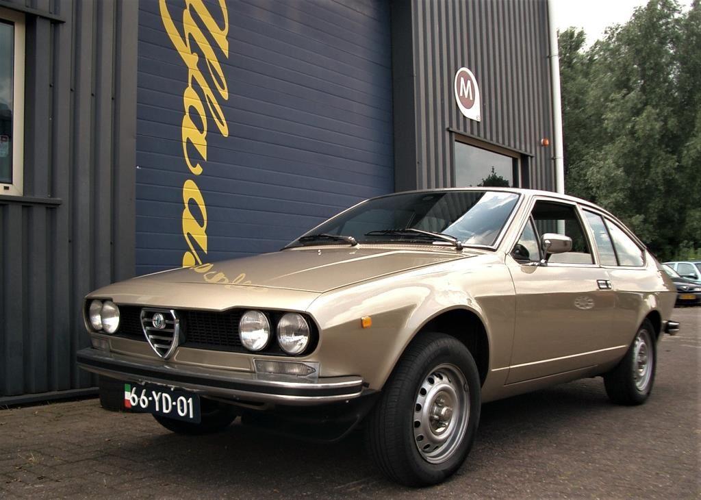 Alfa Romeo GT ALFETTA occasion - ALFA AS