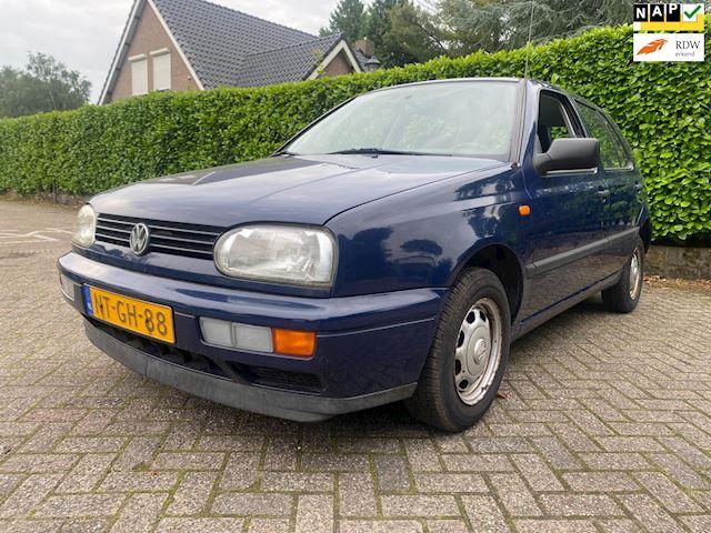 Volkswagen Golf 1.4 CL nap, 5 deurs , trekhaak