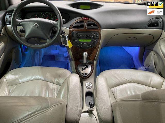 Citroen C5 3.0 V6 Exclusive Automaat+Creme LEDER+Nap+Trekhaa
