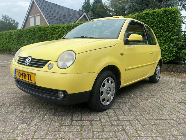 Volkswagen Lupo 1.4-16V nap, schuifdak , apk,
