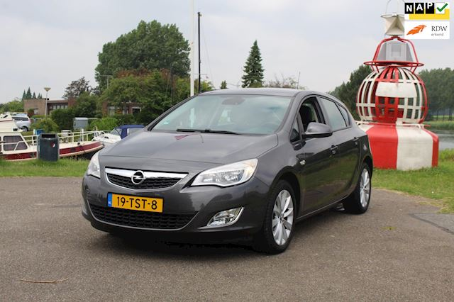 Opel Astra 1.4 Turbo Anniversary Edition *1e EIG !