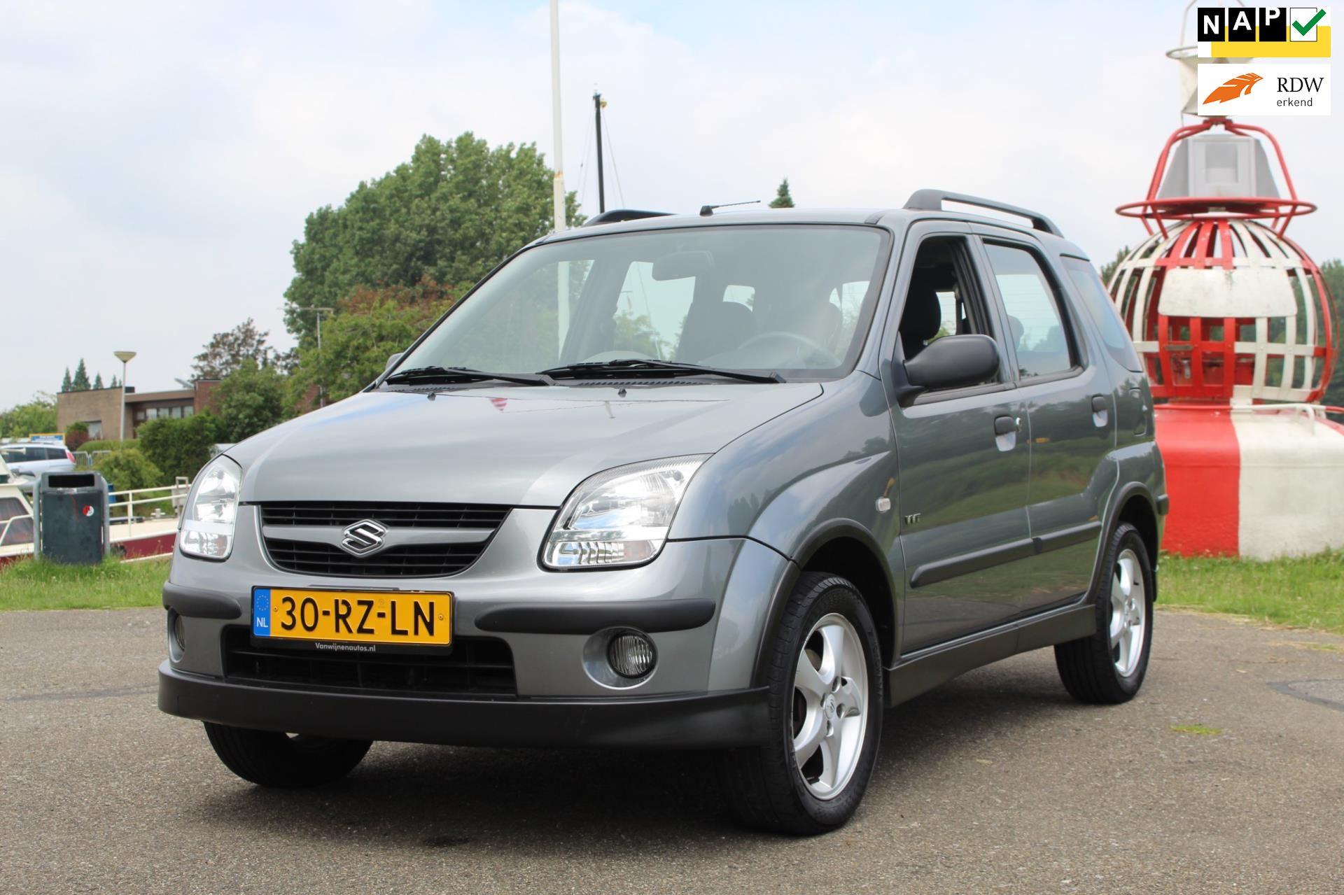 Suzuki Ignis occasion - Van Vliet Auto's