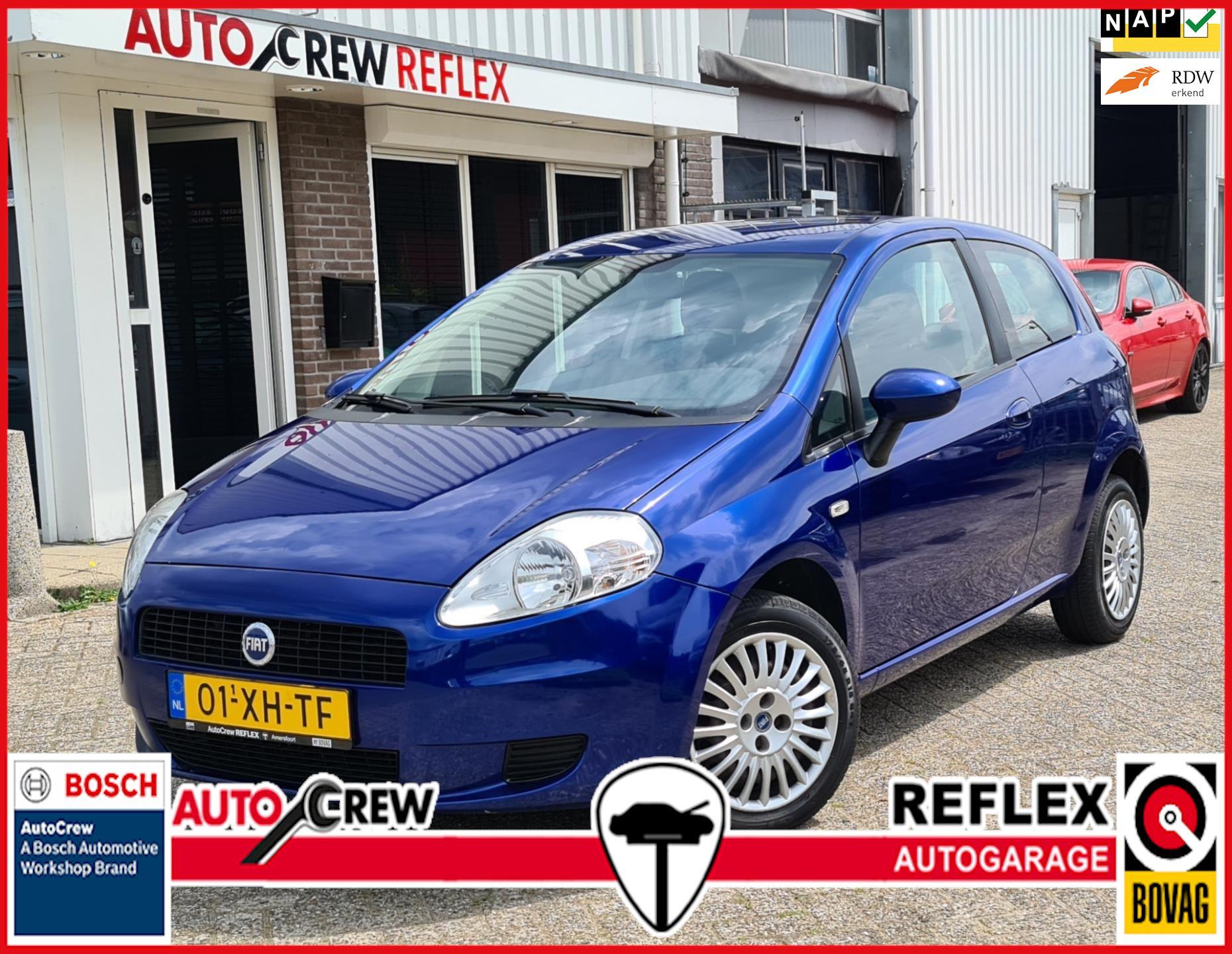 Fiat Grande Punto occasion - Garage REFLEX