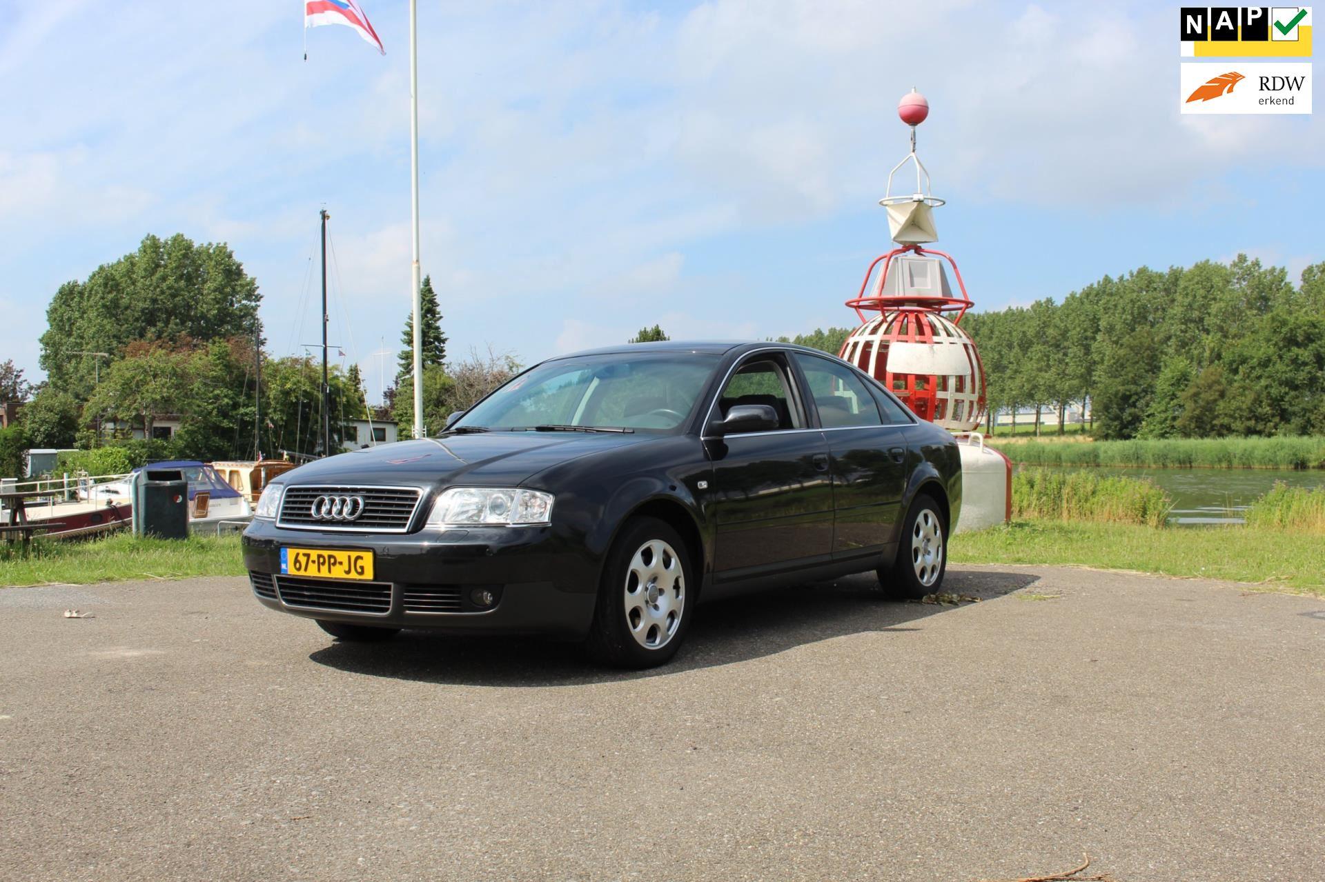 Audi A6 occasion - Van Vliet Auto's