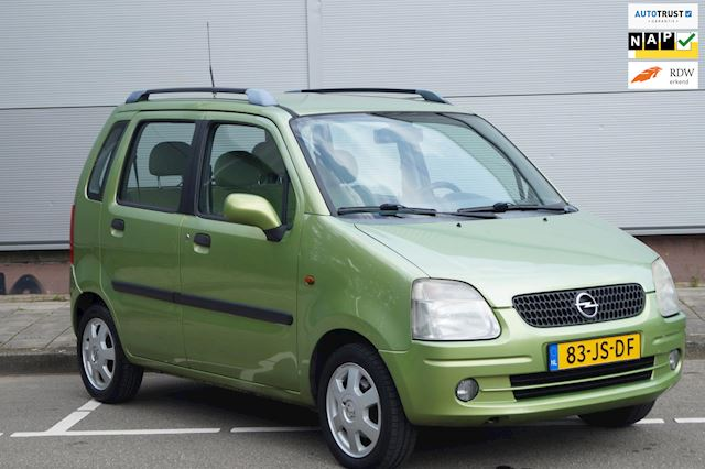 Opel Agila 1.2-16V Elegance / AIRCO / ELEKTR RAMEN / NAP / RADIO /