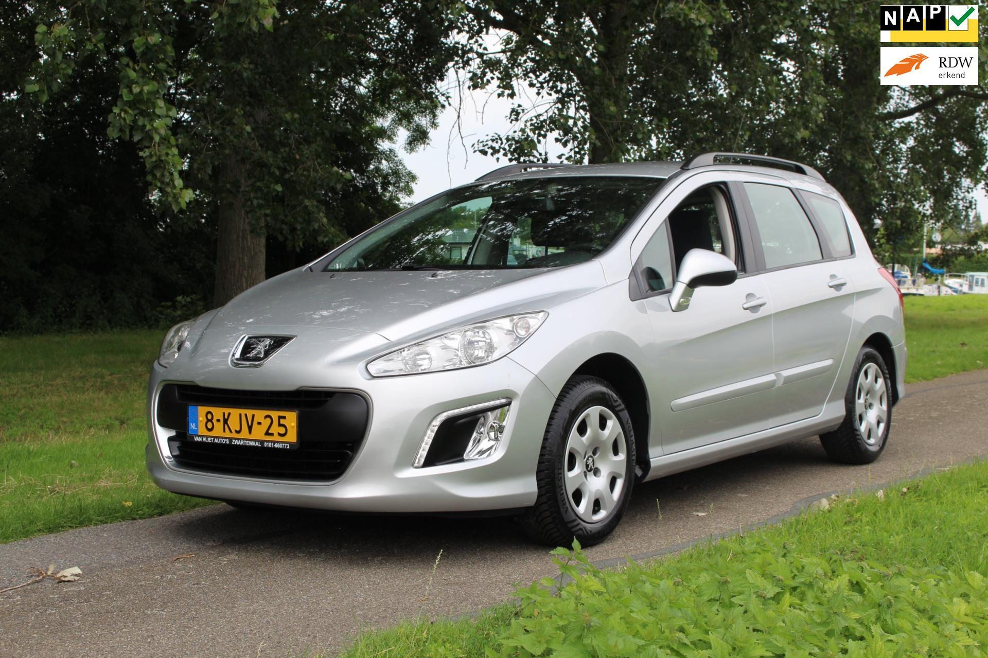 Peugeot 308 SW occasion - Van Vliet Auto's