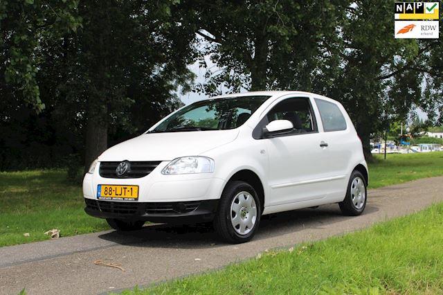 Volkswagen Fox occasion - Van Vliet Auto's