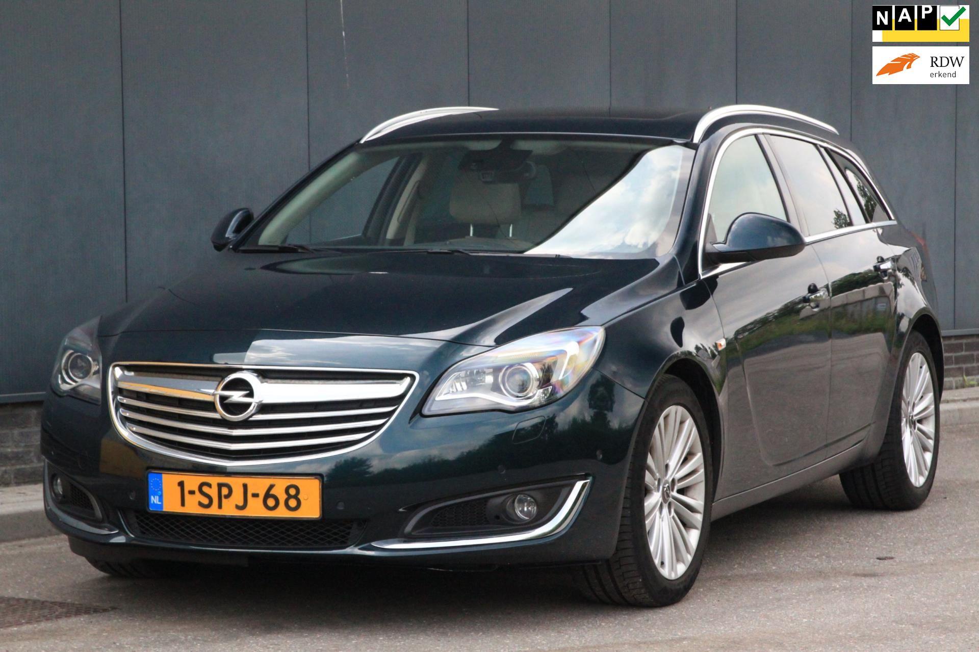 Opel Insignia Sports Tourer occasion - Auto Hoeve B.V.