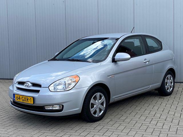 Hyundai Accent 1.4i Dynamic Joy | Airco | Nieuwe apk | Elektrische ramen | Parkeersensor achter |