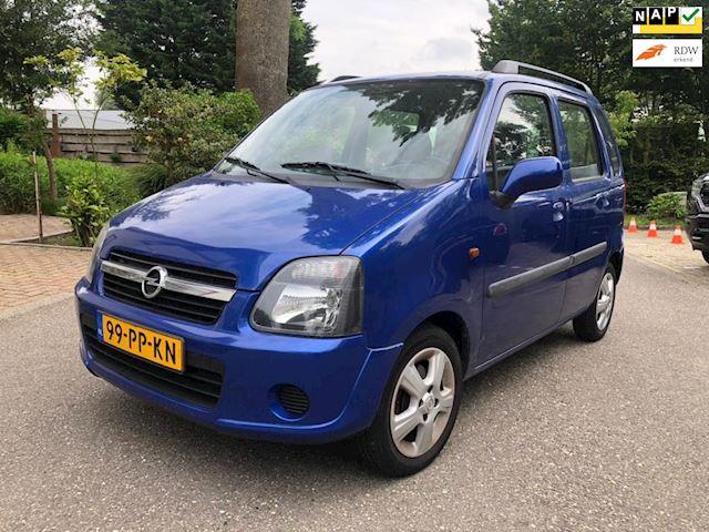 Opel Agila 1.2-16V Maxx        Airco*NAP*APK*