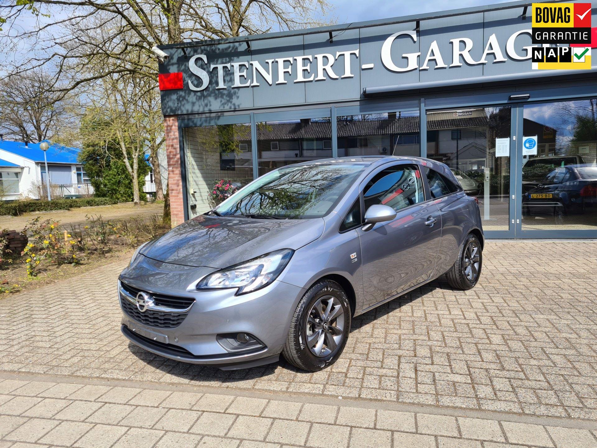 Opel Corsa 1.4 Turbo 3drs 150 pk occasion - Stenfert-Garage