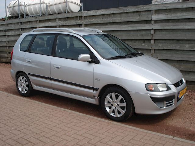 Mitsubishi Space Star 1.8 Instyle Silver Airco