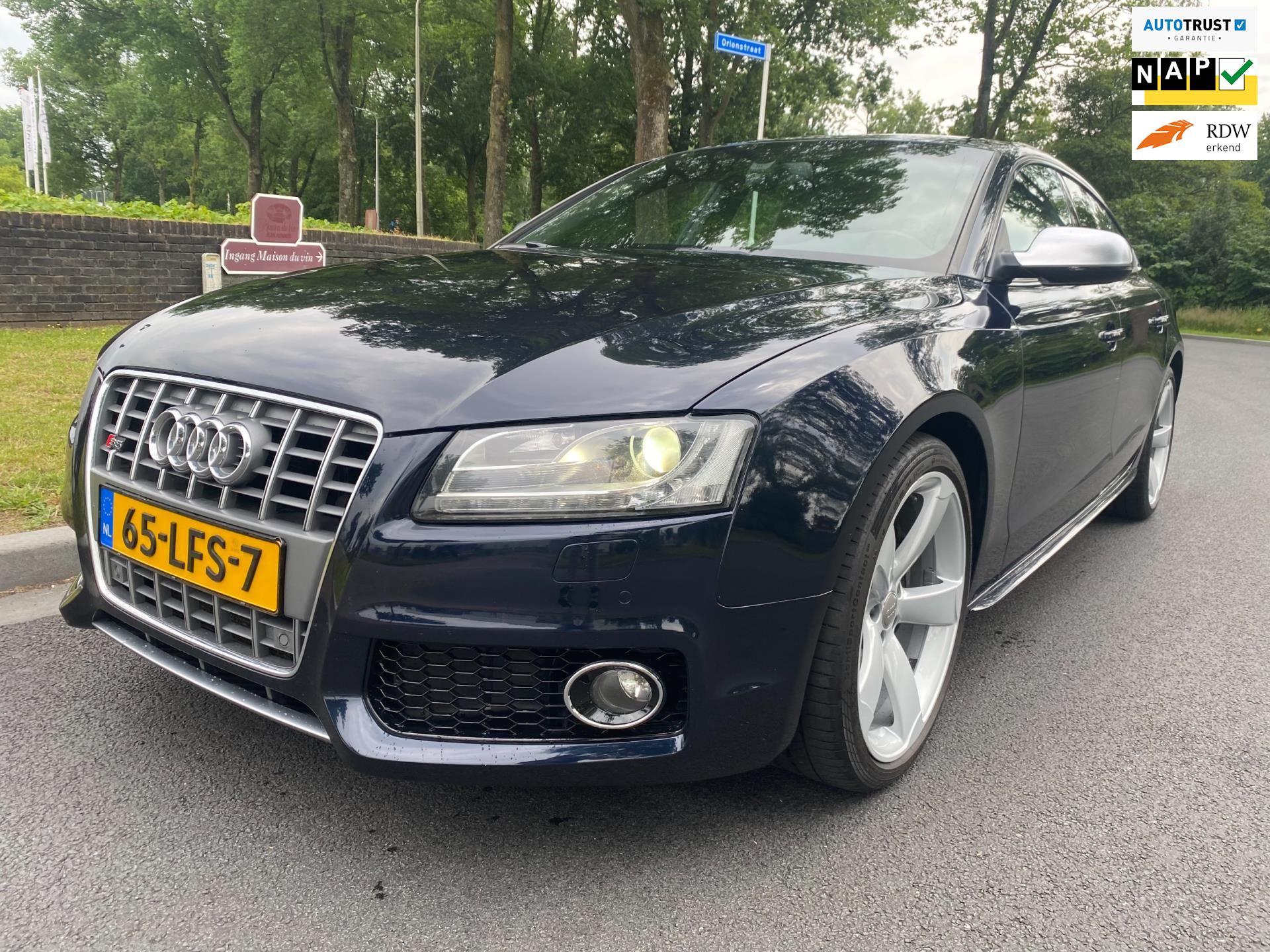 Audi A5 Sportback occasion - Bierens Auto's