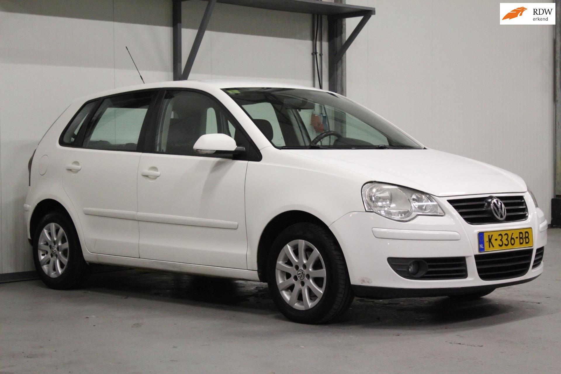 Volkswagen Polo occasion - Gerrit Vos Auto's