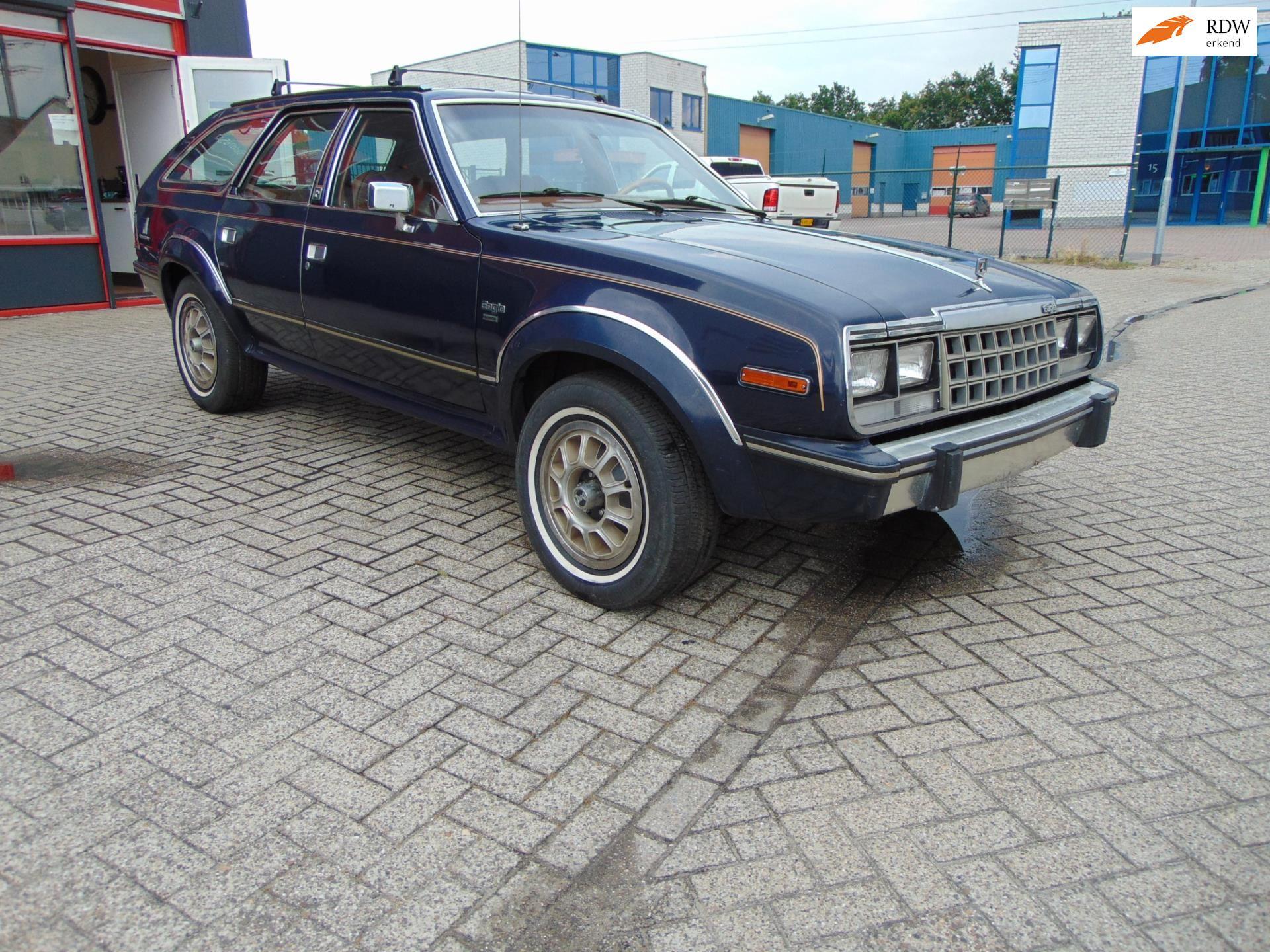 American Motors Eagle 4x4 occasion - E.T. Auto's