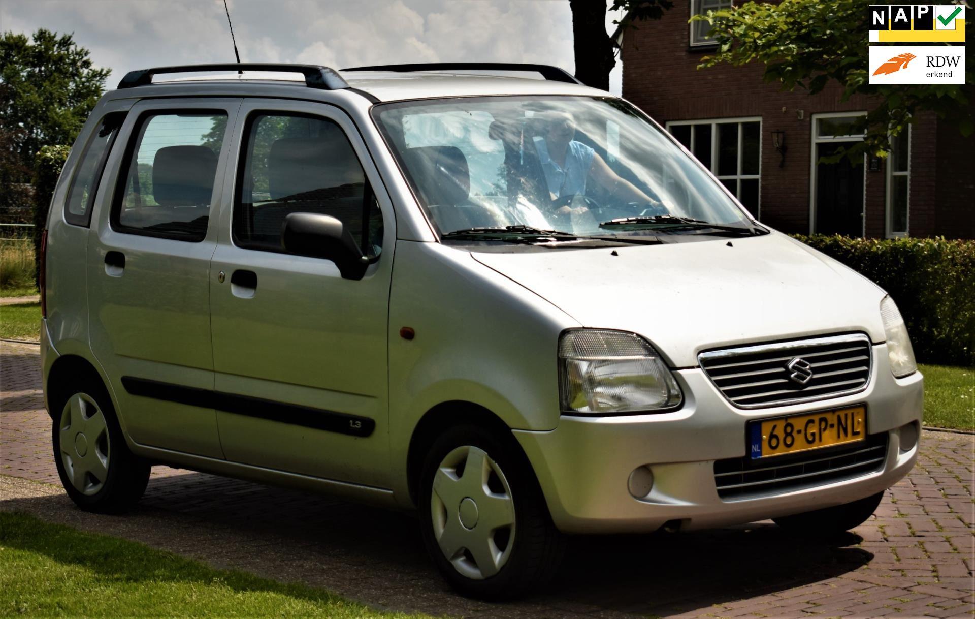 Suzuki Wagon R occasion - F. Klomp Auto's