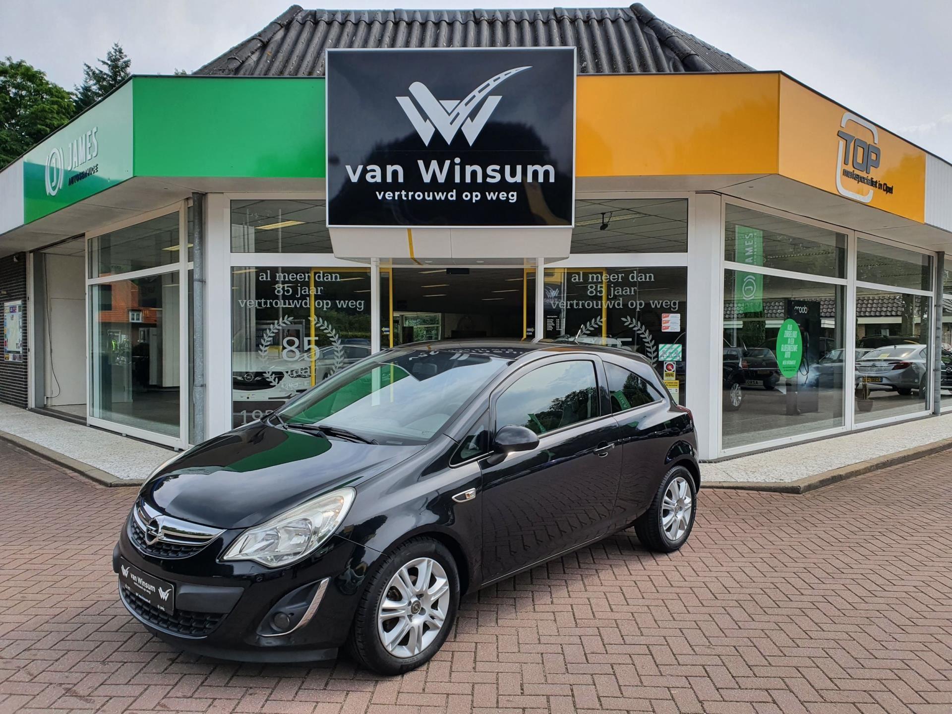 Opel Corsa occasion - Autobedrijf G. Van Winsum B.V.