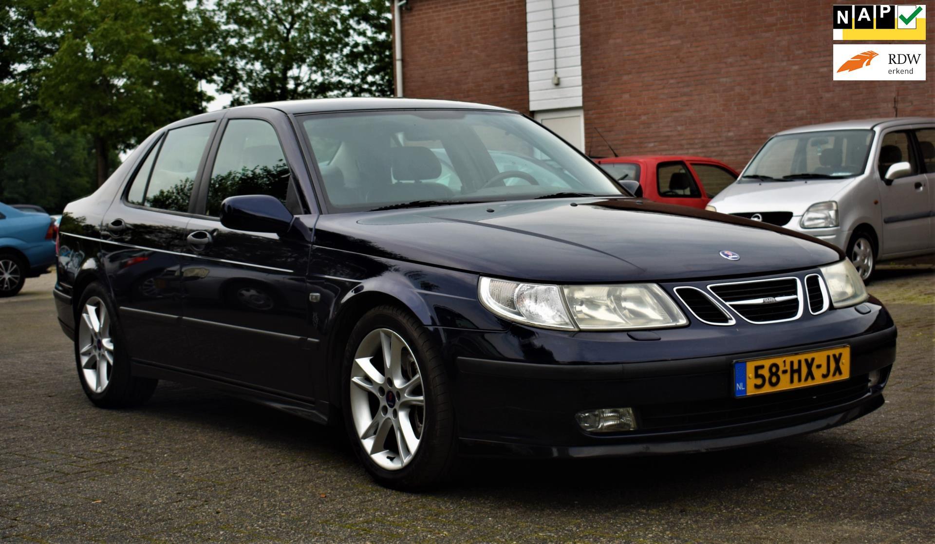 Saab 9-5 occasion - F. Klomp Auto's