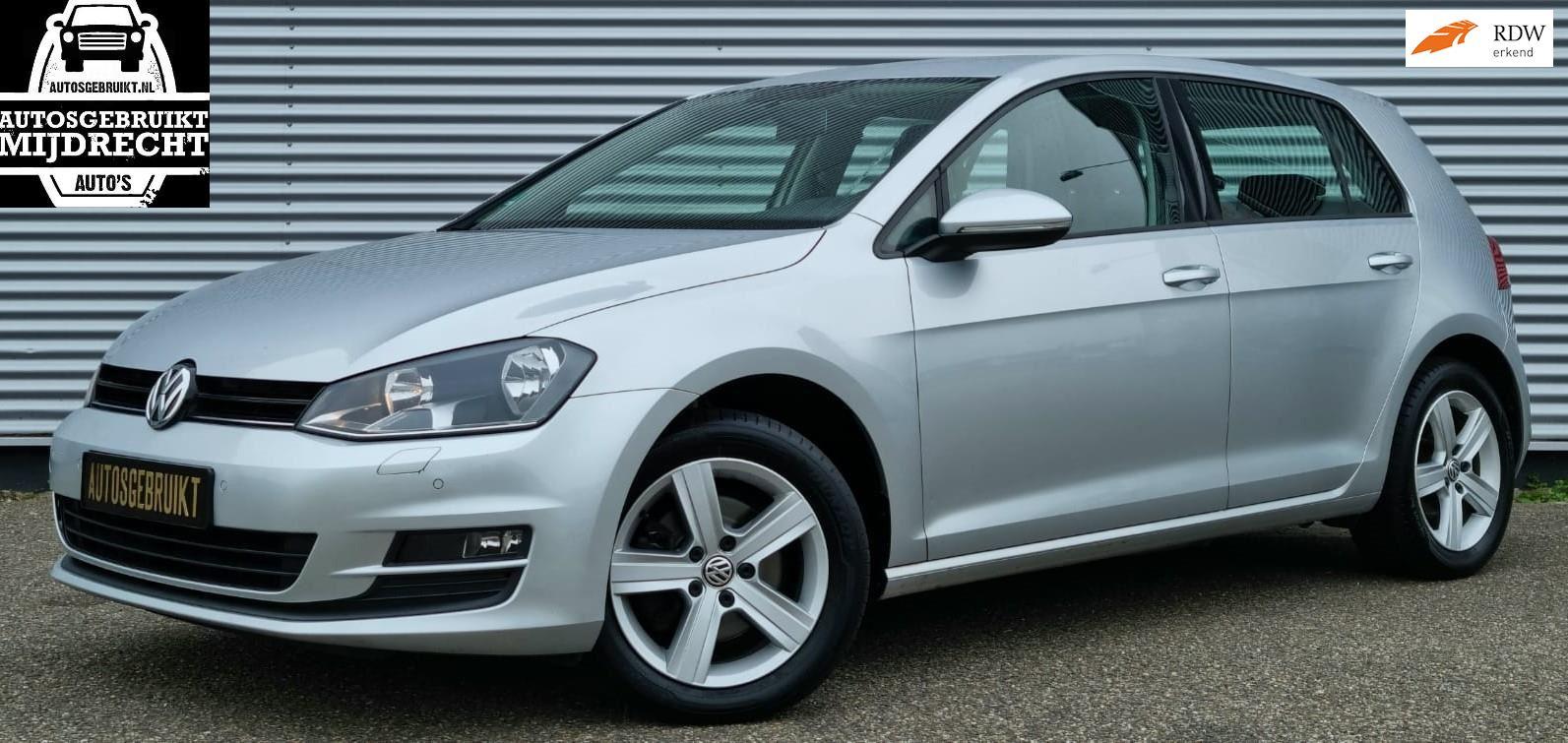 Volkswagen Golf occasion - Autosgebruikt Mijdrecht