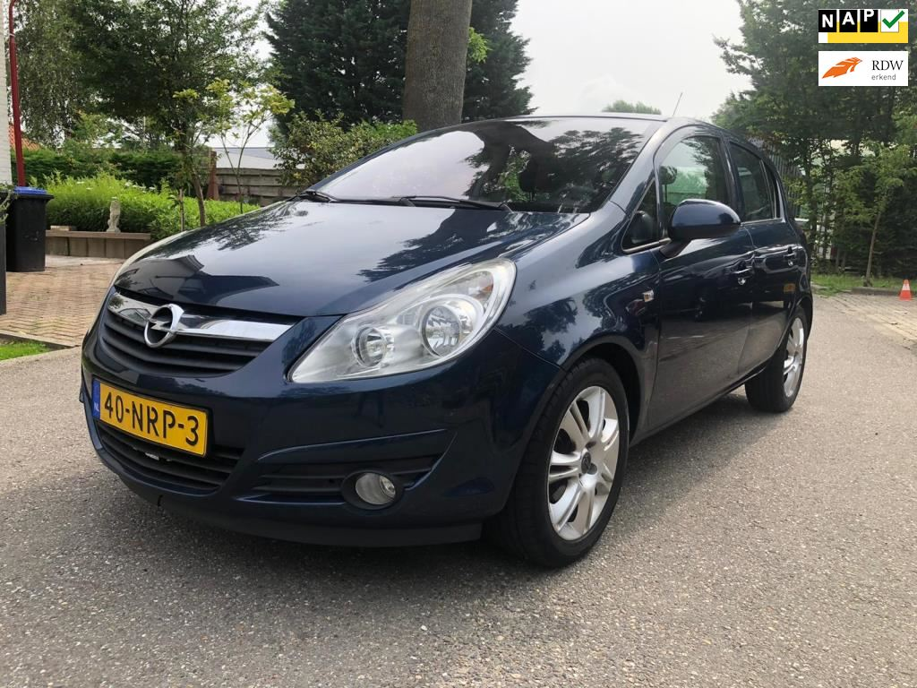 Opel Corsa occasion - Excellent Cheap Cars