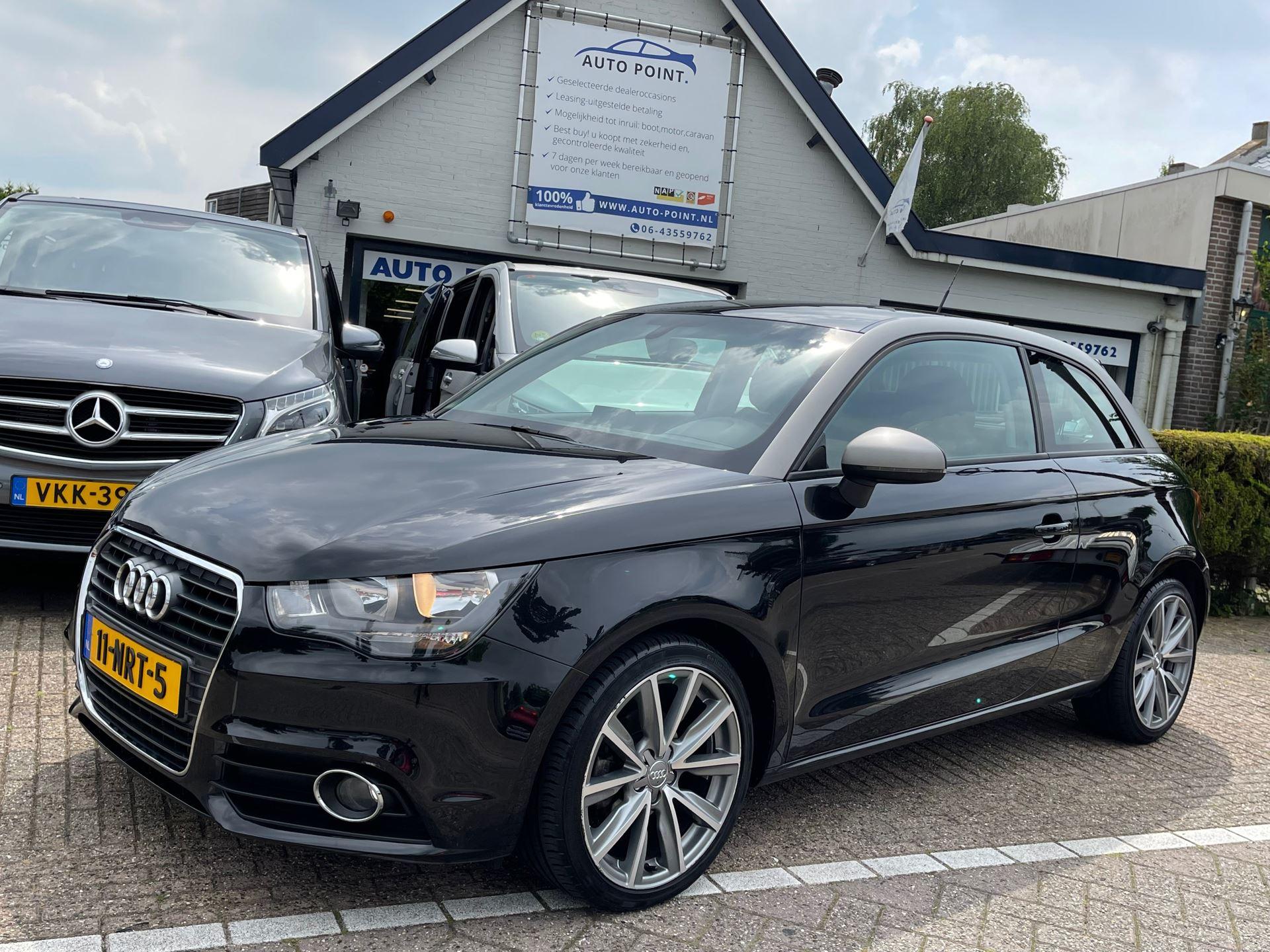 Audi A1 occasion - Auto Point