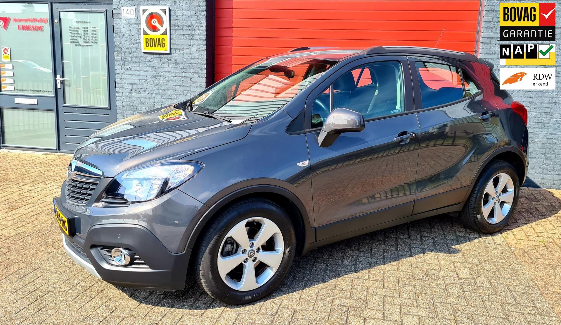 Opel Mokka occasion - Automobielbedrijf Vriesde