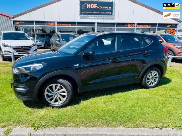 Hyundai Tucson 1.6 T-GDi Comfort NAVI / CAMERA / 1900kg trekgewicht
