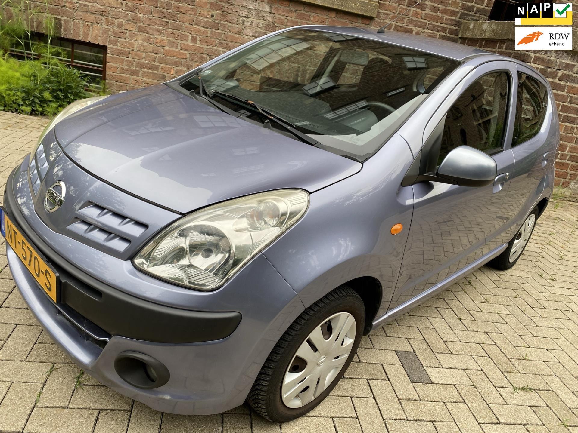 Nissan Pixo occasion - Autokaba Enschede