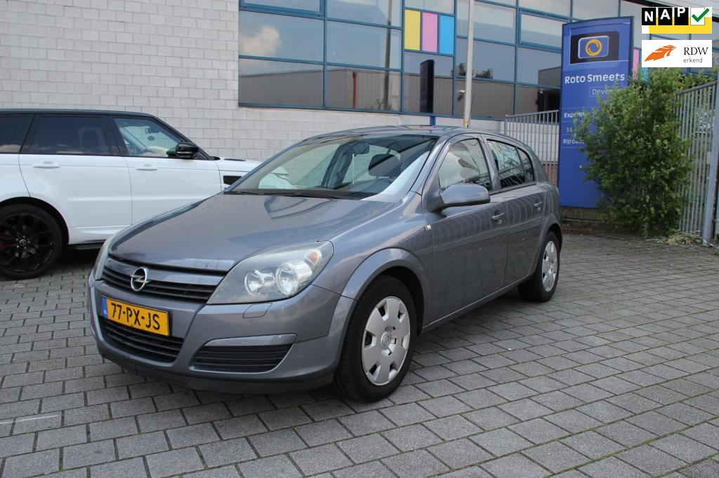 Opel Astra occasion - Autoservice Ozkar