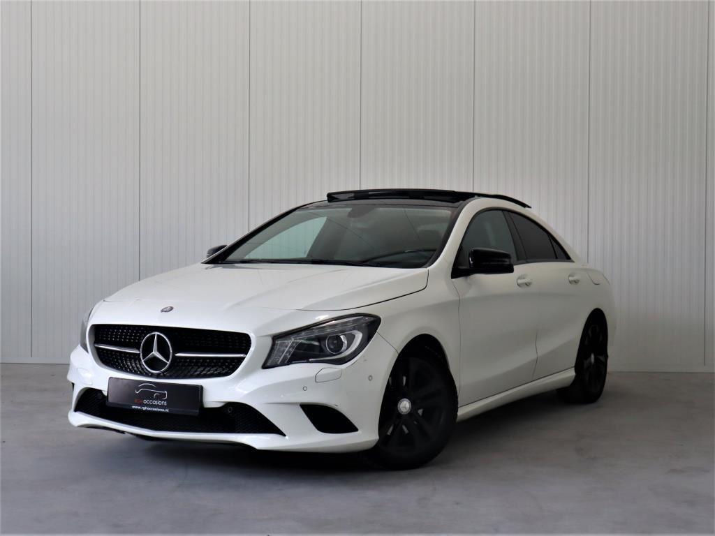 Mercedes-Benz CLA-klasse occasion - RGH Occasions