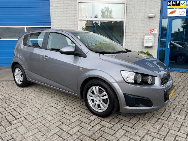 Chevrolet Aveo occasion - Autocentrum Zaanstad