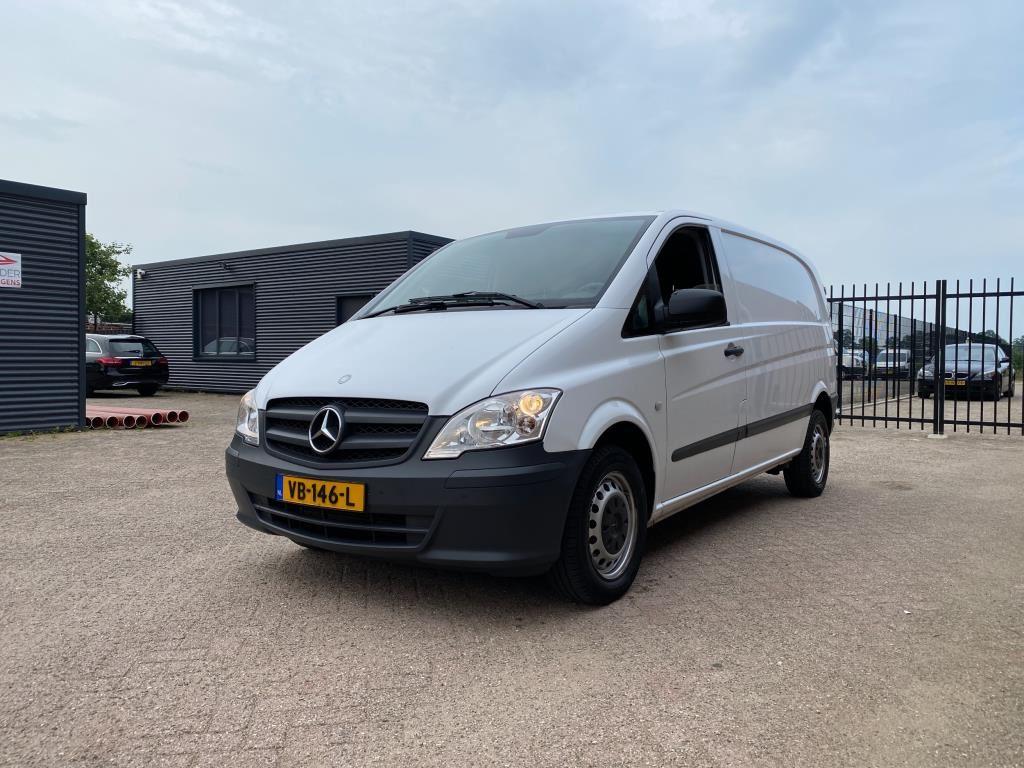 Mercedes-Benz Vito occasion - Van Gelder Bedrijfswagens