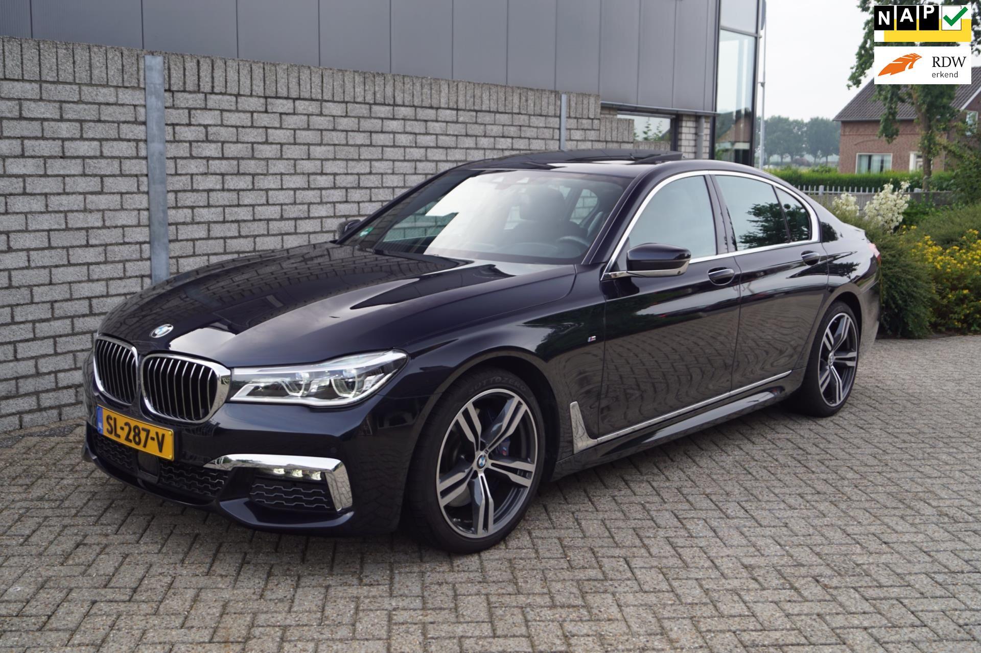 BMW 7-serie occasion - Autobedrijf H. Wijdeven V.o.f.