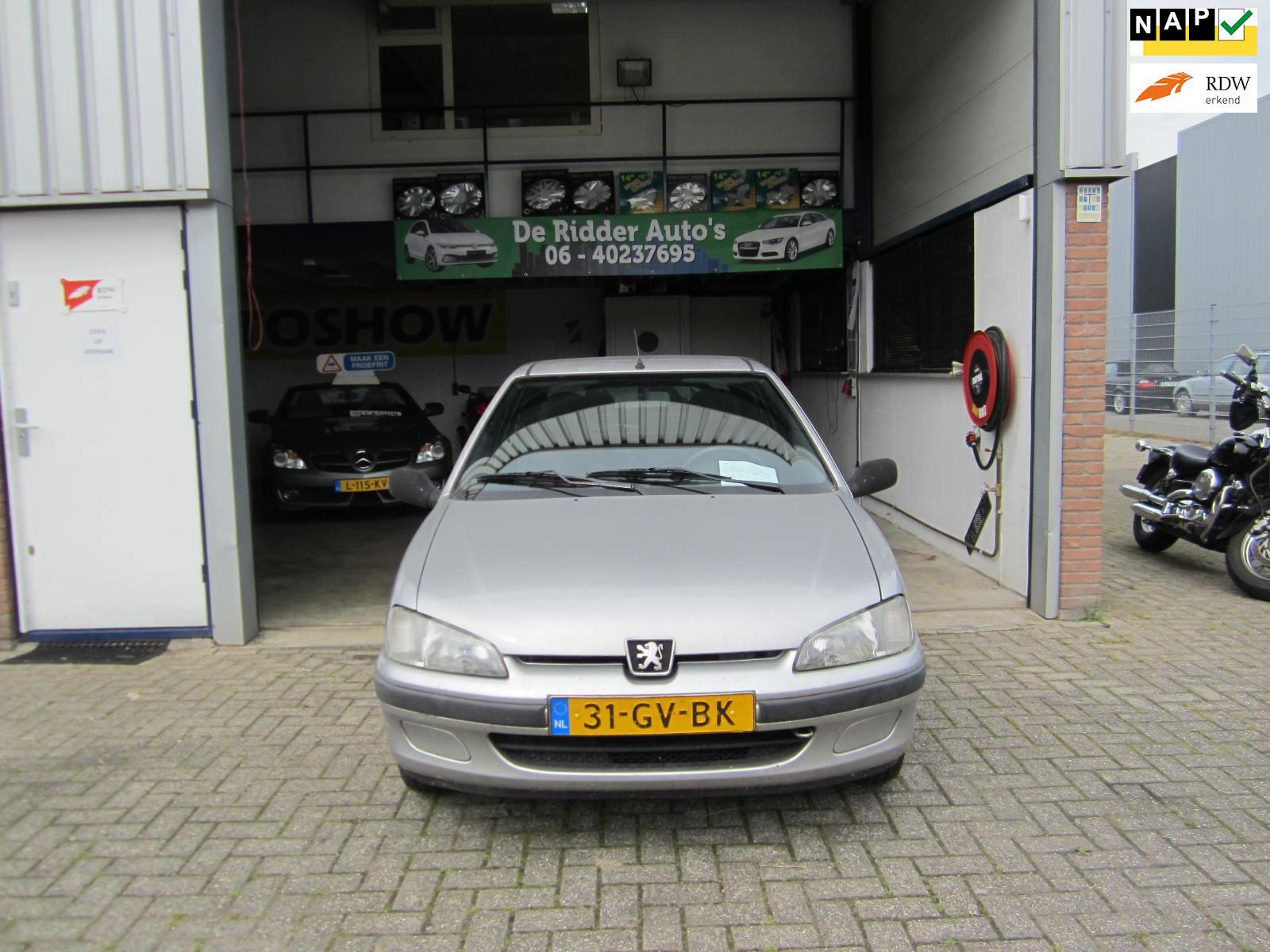 Peugeot 106 occasion - De Ridder auto's