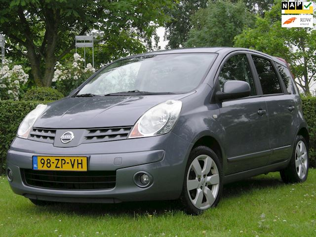 Nissan Note 1.6 Life//Automaat//5drs//Cruise