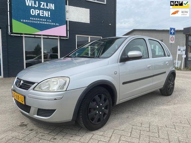 Opel Corsa 1.2-16V Enjoy AIRCO/APK 7-2022/NAP