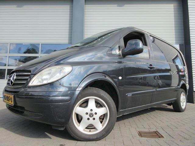 Mercedes-Benz Vito 115 CDI 320 L1 automaat 3 zits