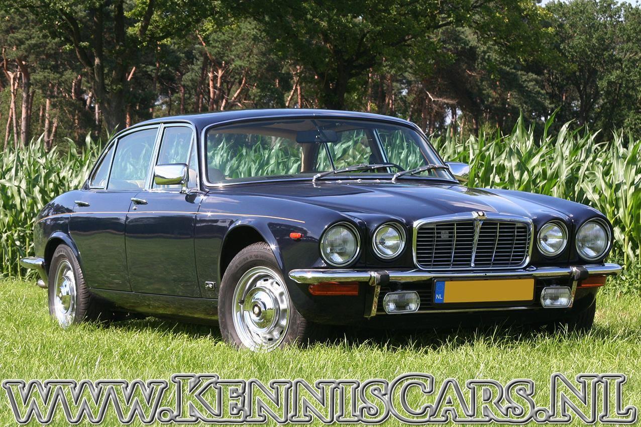 Jaguar 1978 XJ6 4.2 LWB Saloon Serie-II occasion - KennisCars.nl