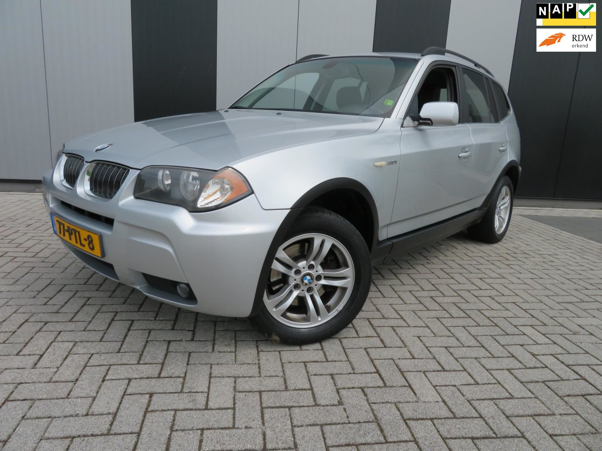 BMW X3 occasion - FR Cars