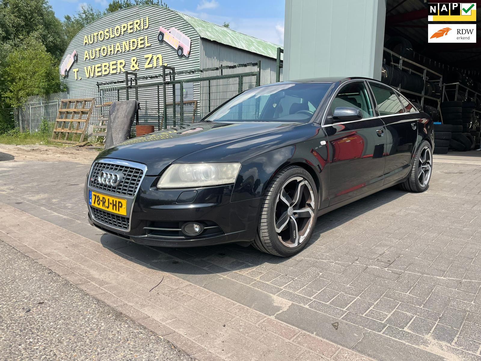 Audi A6 occasion - Autobedrijf Tommie Weber & zn.