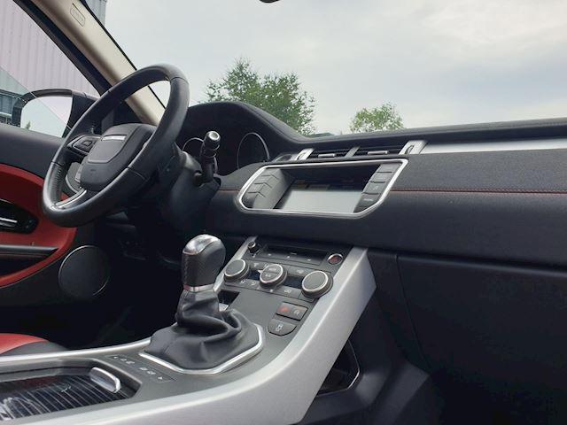 Land Rover Range Rover Evoque Coupé 2.2 TD4 4WD Prestige Dynamic Panodak 1e Eigenaar