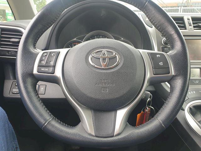 Toyota Verso-S 1.3 VVT-i Aspiration Panodak Clima Camera
