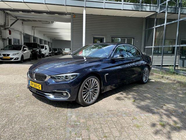 BMW 4-serie Cabrio 440i xDrive High Executive