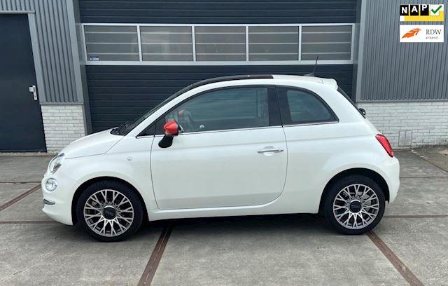 Fiat 500 C occasion - Autoverkoop en Lease Bakker