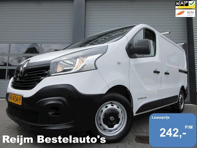Renault Trafic 1.6 dCi 120 pk L1H1 2 x schuifdeur airco navigatie