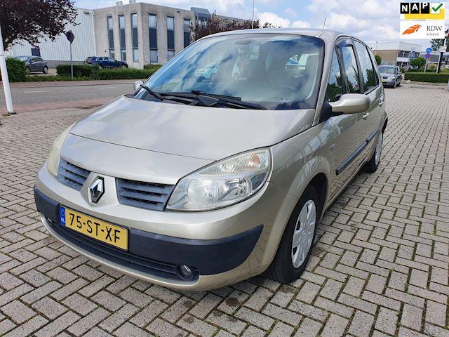 Renault Scénic 1.6-16V Expression Comfort Nieuwe APK!