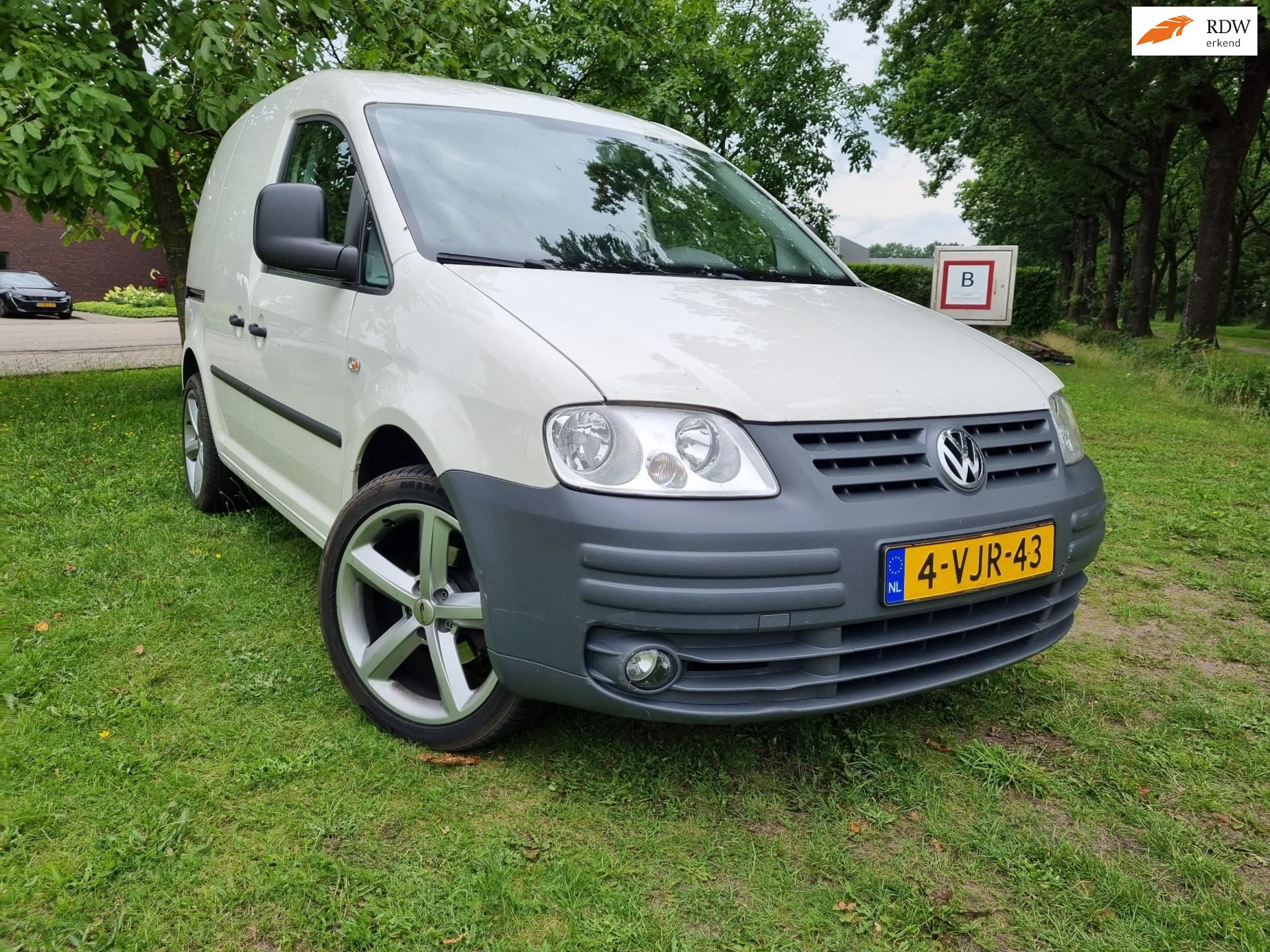 Volkswagen Caddy occasion - Twin cars