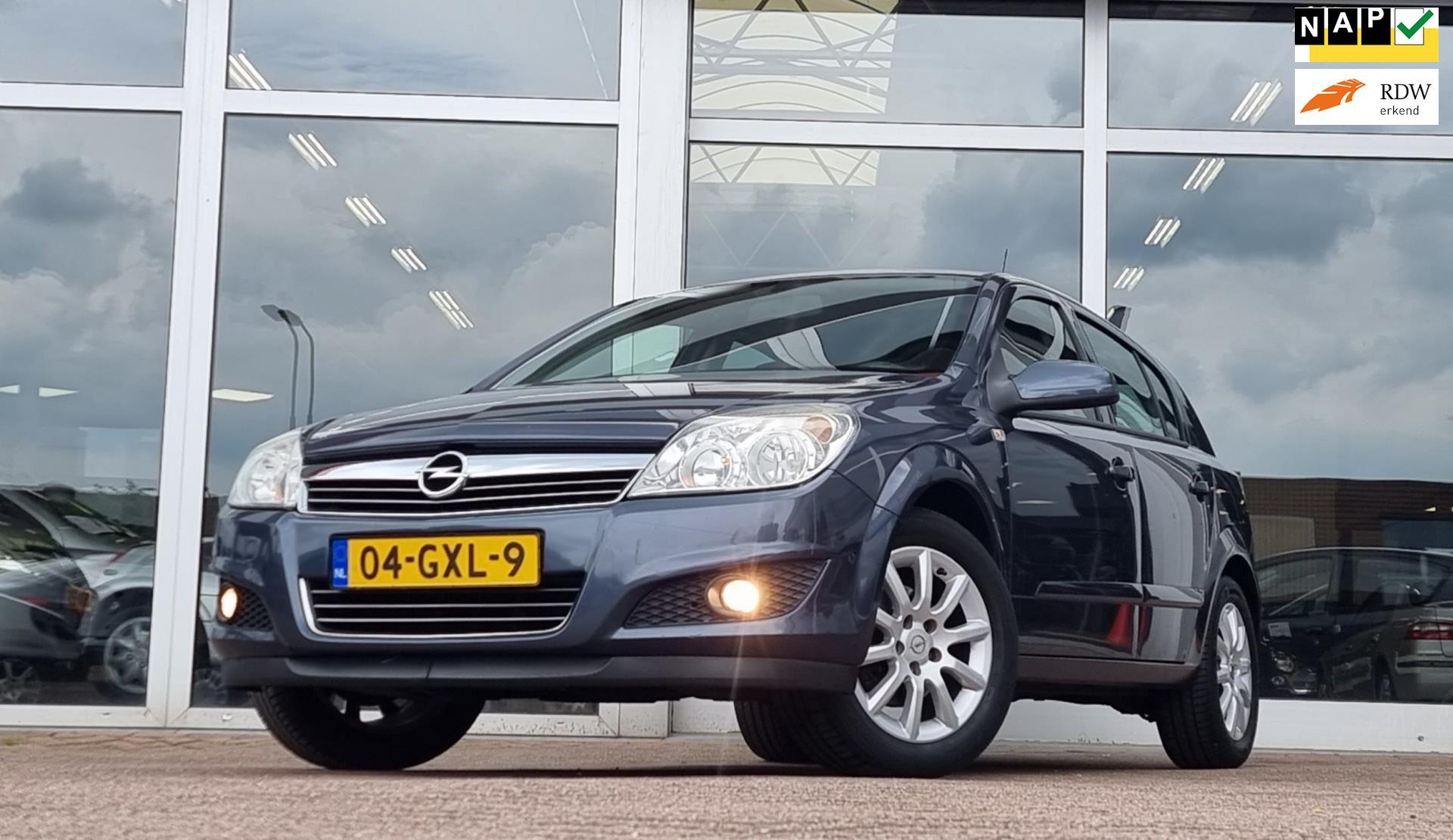 Opel Astra occasion - van den Boog Automotive