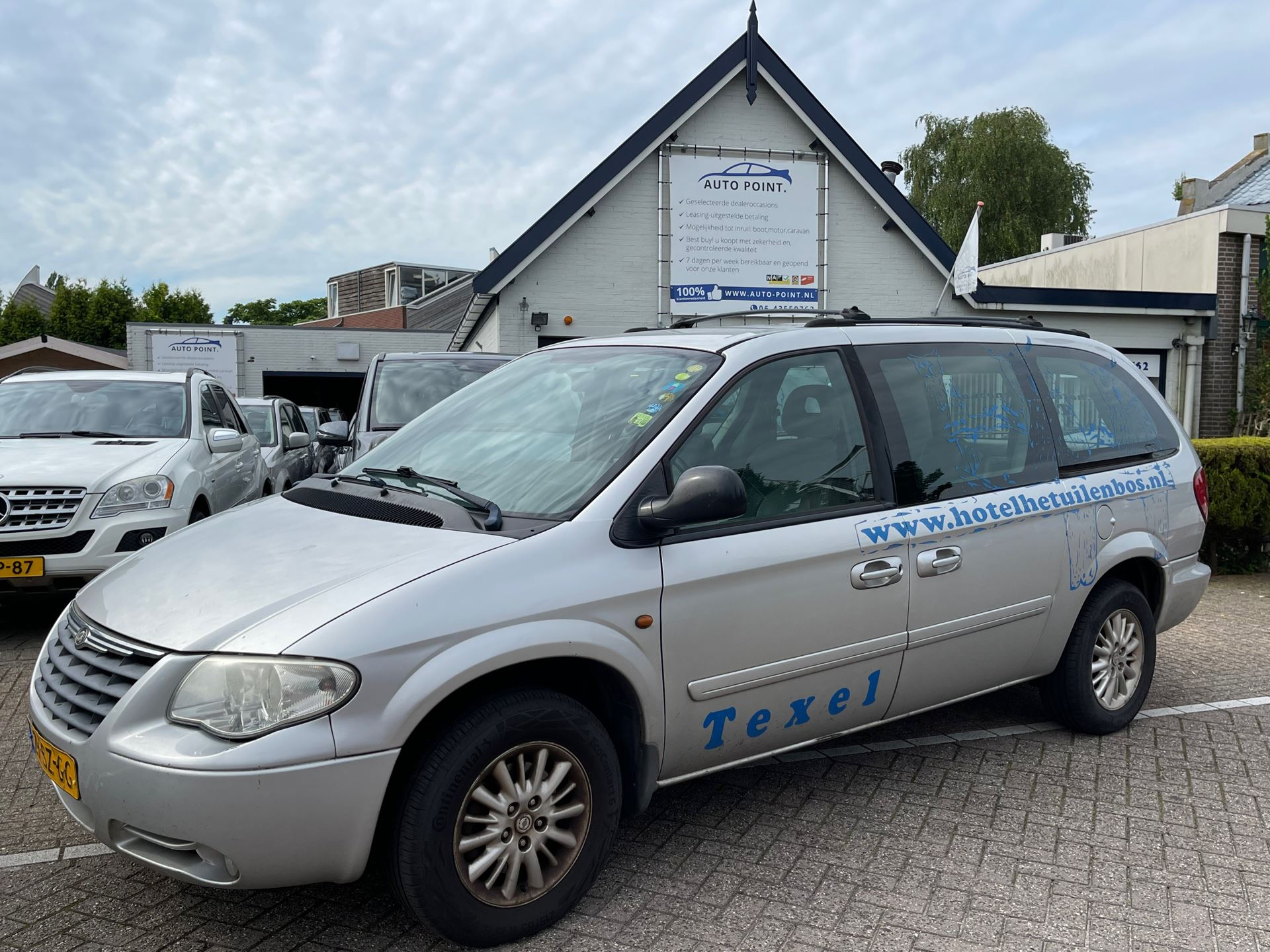 Chrysler Grand Voyager occasion - Auto Point